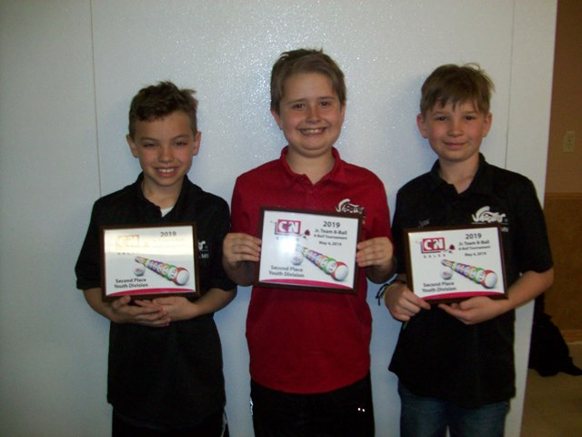Diamond Cutters Youth Team 2nd