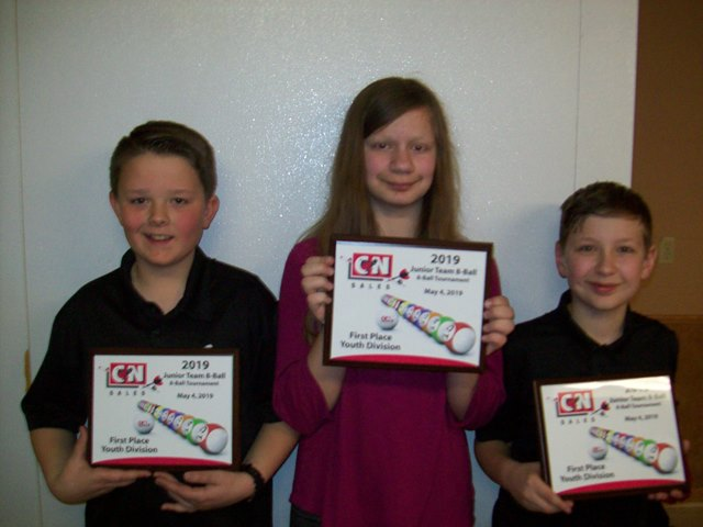Shooters Sharpshooters Youth Team 1st