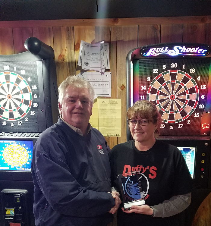 Connie Seaman (Darts 2018